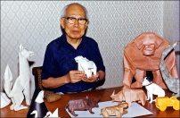 Akira Yoshizawa - Master Of Origami