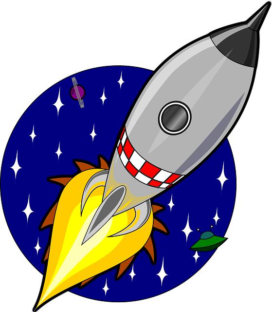 Roket itu, semakin dibakar semakin melejit ke atas. Gas yang panas ...: triyogaadiperdana.wordpress.com/2012/07/29/belajar-dari-roket