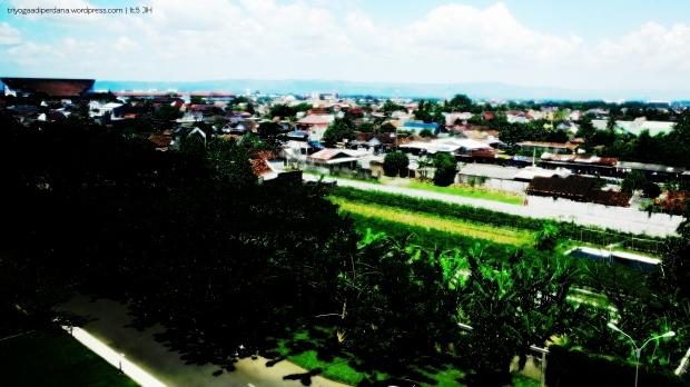Lantai 5 JIH, Yogyakarta