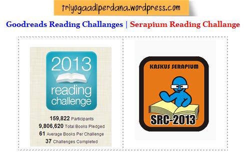 Reading Challange 2013