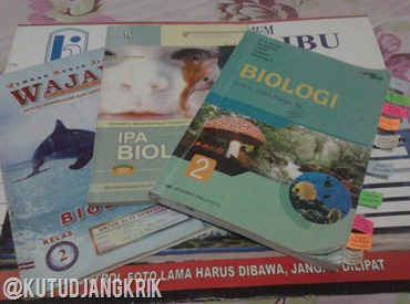 Buku Biologi
