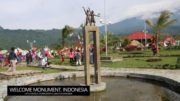 monumen-selamat-datang-indonesia-little-world-purwokerto