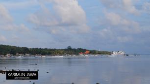 View Pelabuhan Karimun Jawa