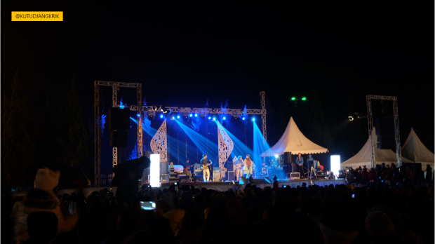 jazz atas awan dieng culture festival (2)