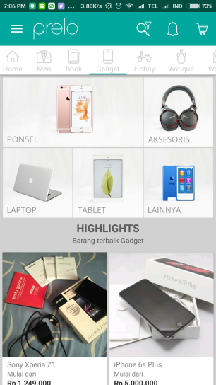 handphone prelo iphone 6s (2)