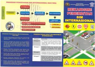 Persyaratan SIM Internasional A - triyogaadiperdana.com