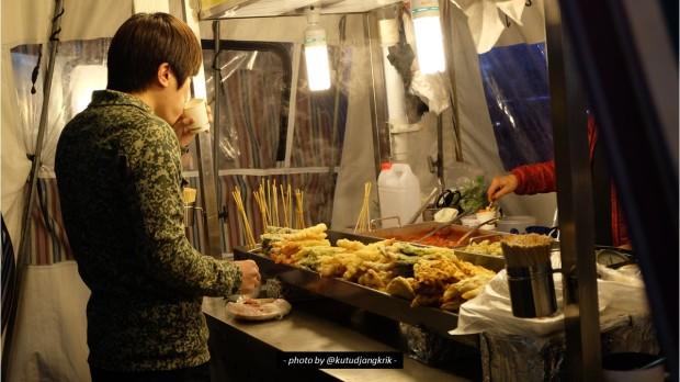 6. angkringan di korea