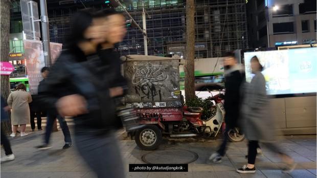 7. Tempat jualan mobile di korea selatan