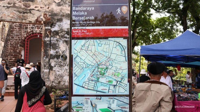 Peta Melaka