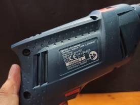 Bosch GSB 550 - detail