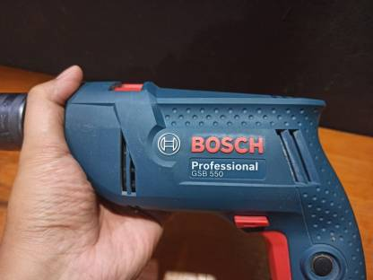 Bosch GSB 550 - nametag