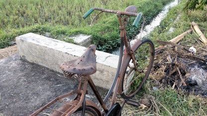 Saddle Tua Jadul Raleigh